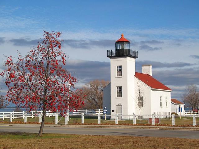 Escanaba, Michigan Lighthouse