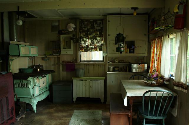 Small cabin interior flickr photo sharing for Small cabin interiors