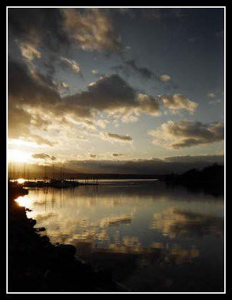sunset water britishcolumbia minoltax700 cwphotography