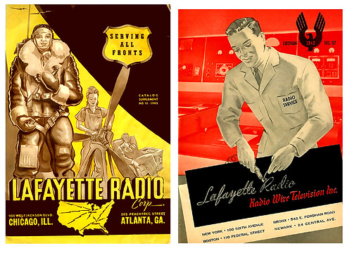 1942 ... LaFayette Radio catalog! by x-ray delta one