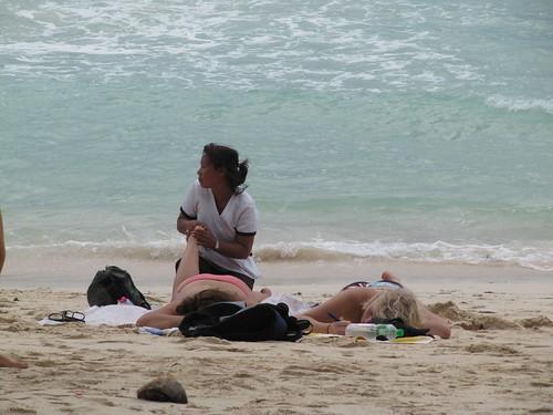 Massage @ Beach