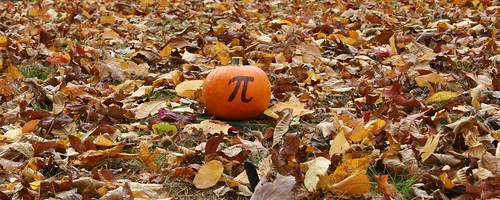 Pumpkin Pi Landscape