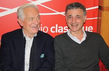 Philippe Labro et Olivier Bellamy sur Radio Classique