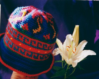 Jo's Tapestry Crochet Hat