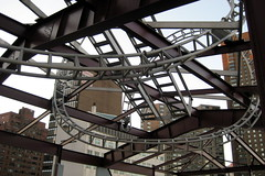 NYC - East River 60th Street Pavilion - East River Roundabout