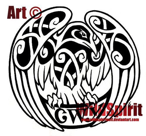 Raven Tattoo Designs