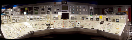 Poolbeg Control Room Panoramic - AKA - Homers Desk...
