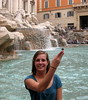 trevi fountain!