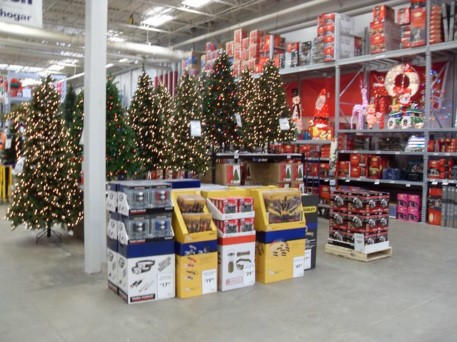 Christmas Decorations at Lowes | Flickr - Photo Sharing!