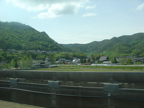 japan 日本 新幹線 shinkansen trainwindow sanyoshinkansen 山陽新幹線 japanesecountryside sanyōshinkansen 電車の窓