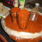 Spices at the Market - Zugdidi, Georgia