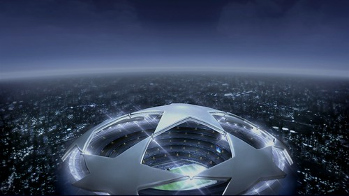 Champions League 2007 (Frame from intro video)