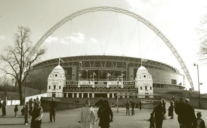 old wembley stadium by - photo #34