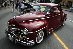 automobile, automotive exterior, vehicle, custom car, automotive design, plymouth deluxe, hot rod, antique car, vintage car, land vehicle, luxury vehicle, motor vehicle,