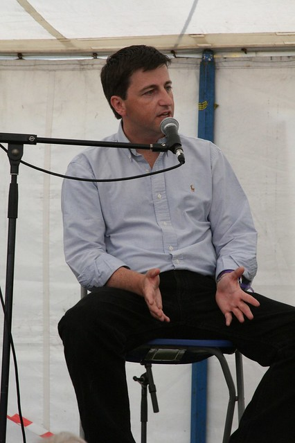 Header of Douglas Alexander