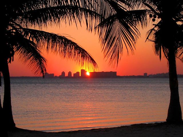 como é morar em Miami?