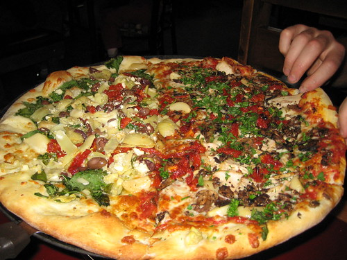 Moose's Tooth pizza