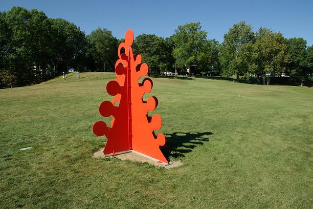 Header of Alexander Calder