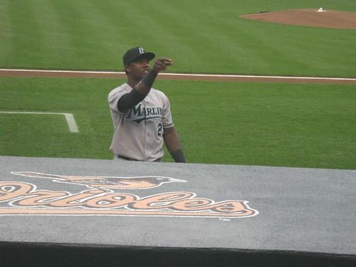 Give The Ball Back - Florida Marlins at Baltimore Orioles 22 June 2010