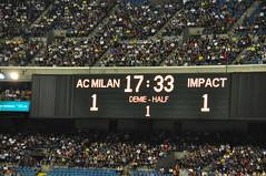 AC Milan - Impact de Montréal