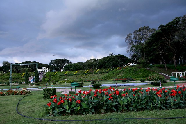 mysore attractions brindavan gardens