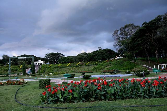 mysore attractions brindavan gardens