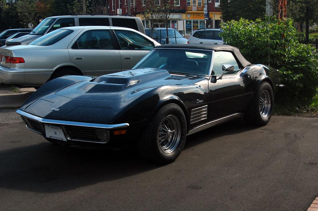 a 1969 chevrolet corvette stingray 454 convertible - Corvette Stingray 1969 White