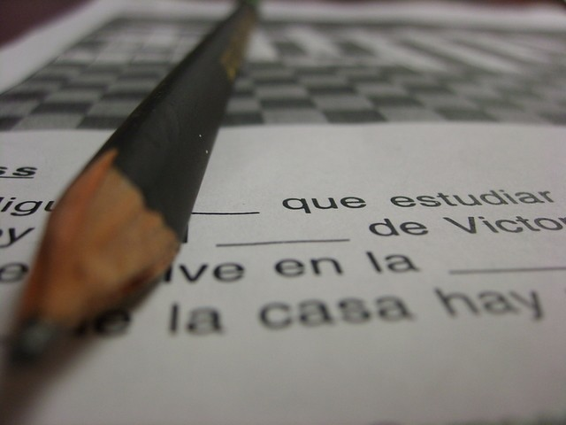 help with spanish homework