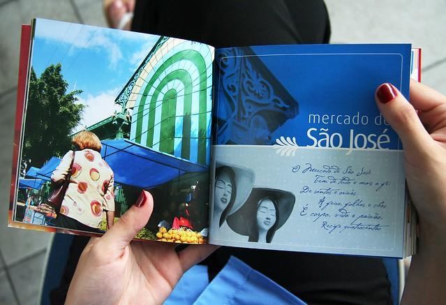 Livro Mercados do Recife