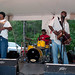 Curley Taylor and Zydeco Trouble at 2010 LFR Heritage Day