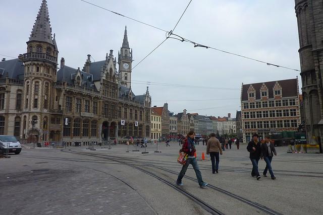 282 - Gent, Gand, Gante