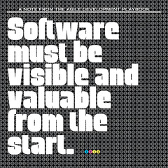 software must be …