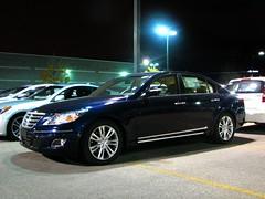 Hyundai Genesis 4.6L V8