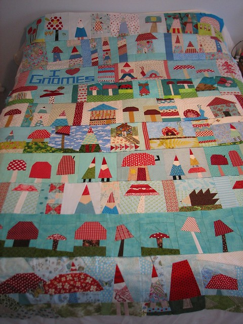 so happy to have all 10! this quilt top makes my heart sing!