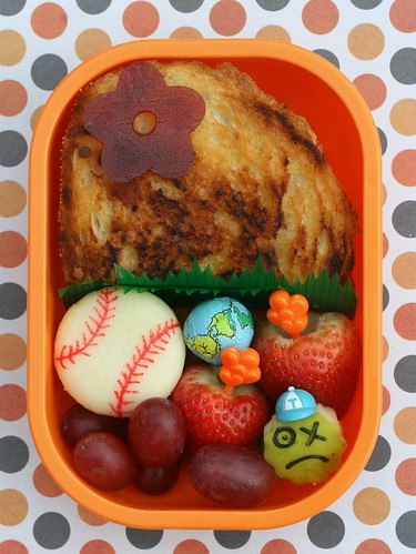 another lunch bento san francisco giants win the world series. Black Bedroom Furniture Sets. Home Design Ideas