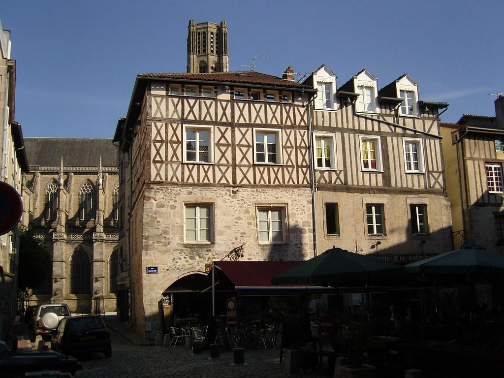 Limoges, Quartier de la Cit\xe9