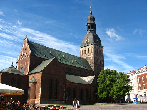 Riga Cathedral - thomcurtis