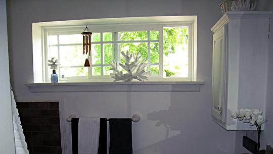 Barn Window Decor