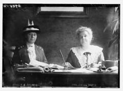 Mrs. C.E. Griffin [and] Mrs. Julian Heath  (LOC)