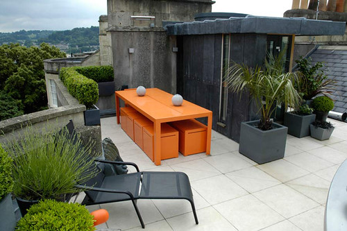 New Inspiration: Modern Roof Garden Ideas