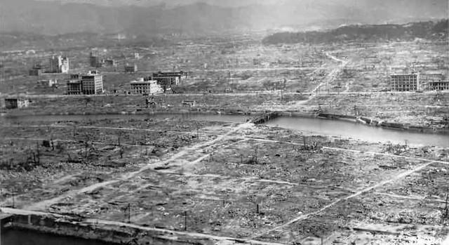 August 6, 1945: Hiroshima nuclear bombing