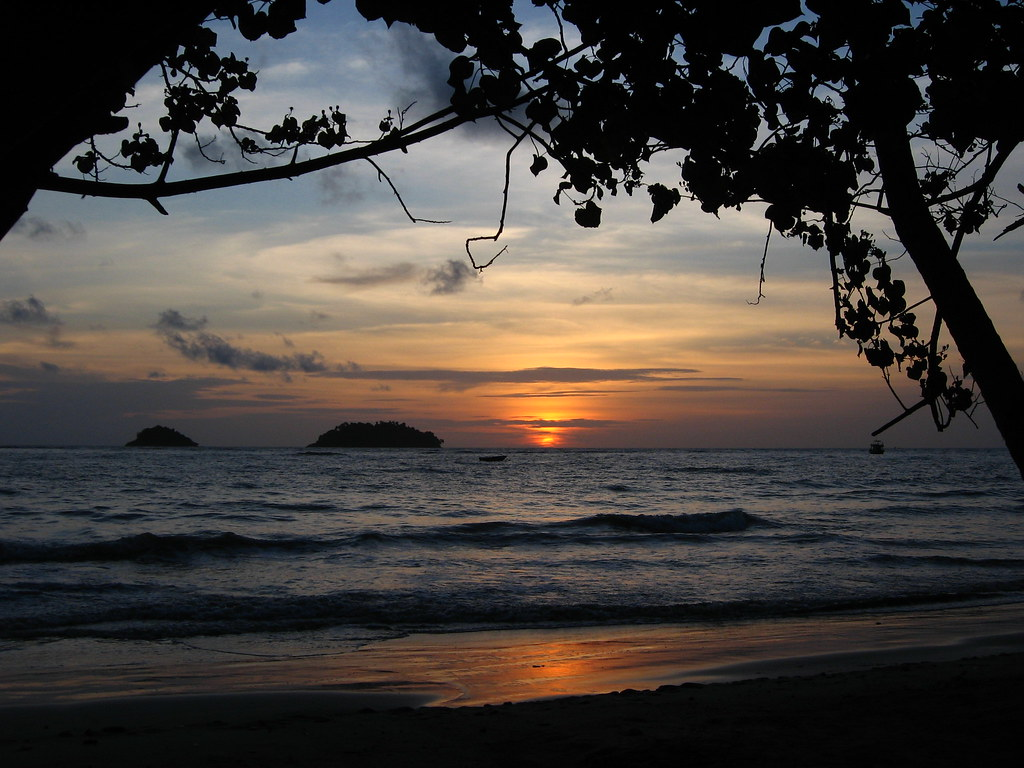 Koh Chang - sunset