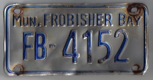 NORTHWEST TERRITORIES Frobisher Bay