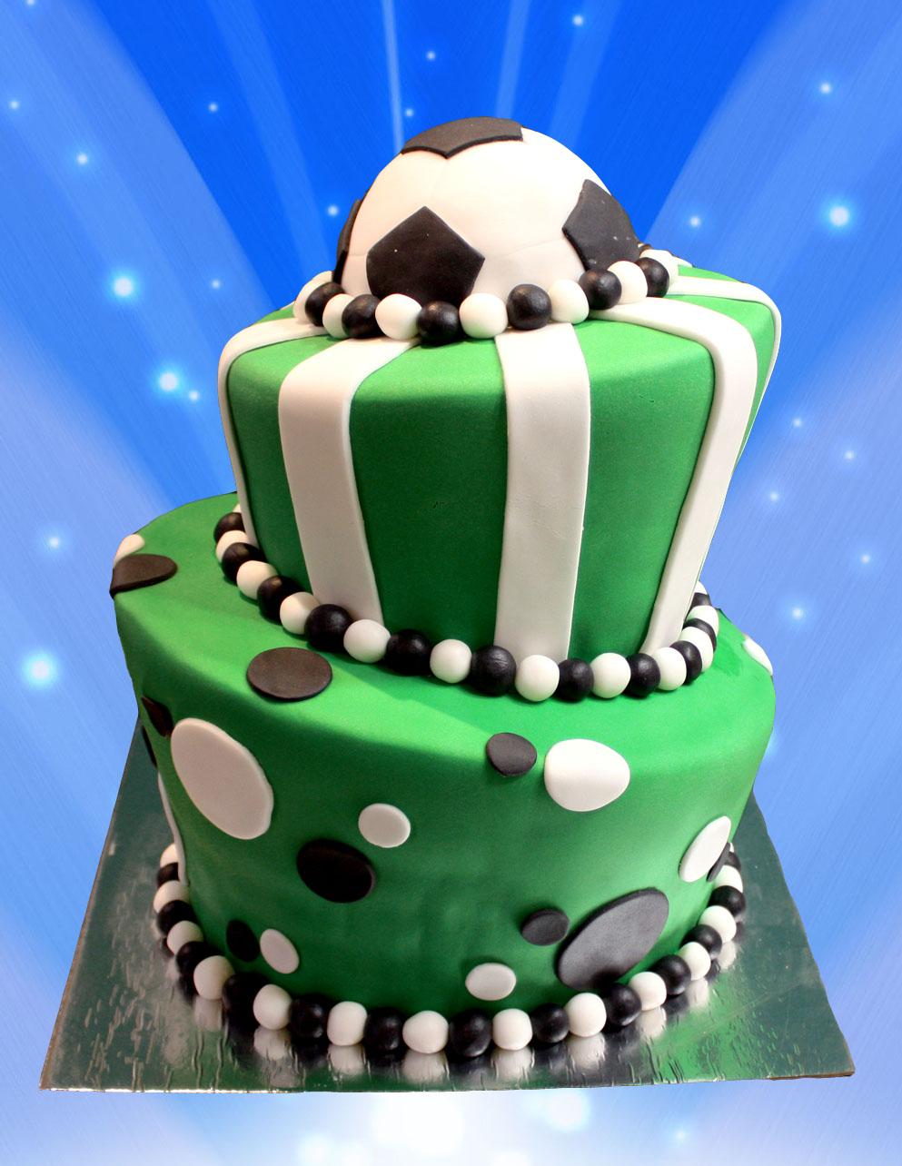 Images Of Soccer Cake : football cake Flickr - Photo Sharing!