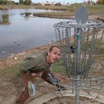 Eric celebrates the 1st ace of OPXE4