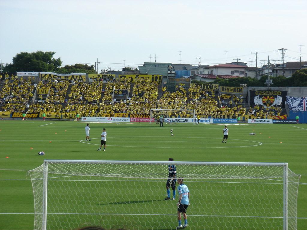 Yokohama vs Kashiwa