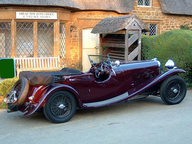 Poirot Classic Cars