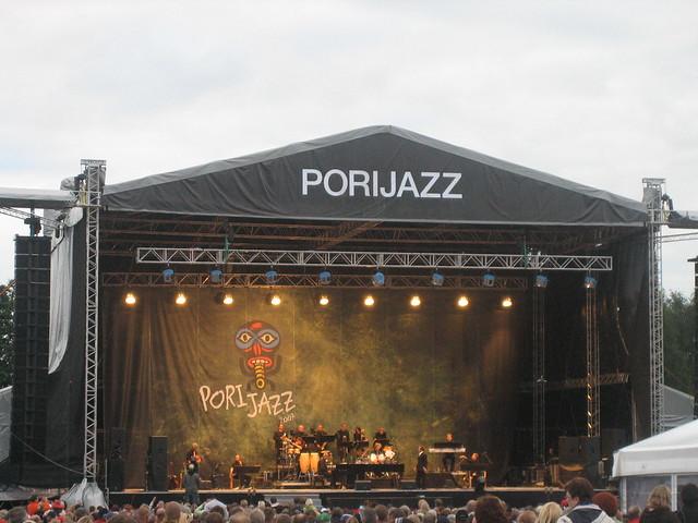 Pori Jazz 2007