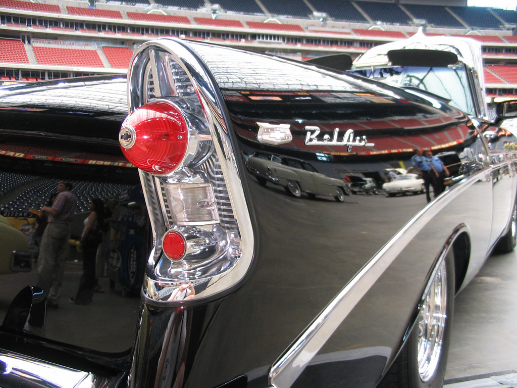 Convertible 1956 chevy bel air convertible : 1956 Chevy Bel Air convertible - a photo on Flickriver
