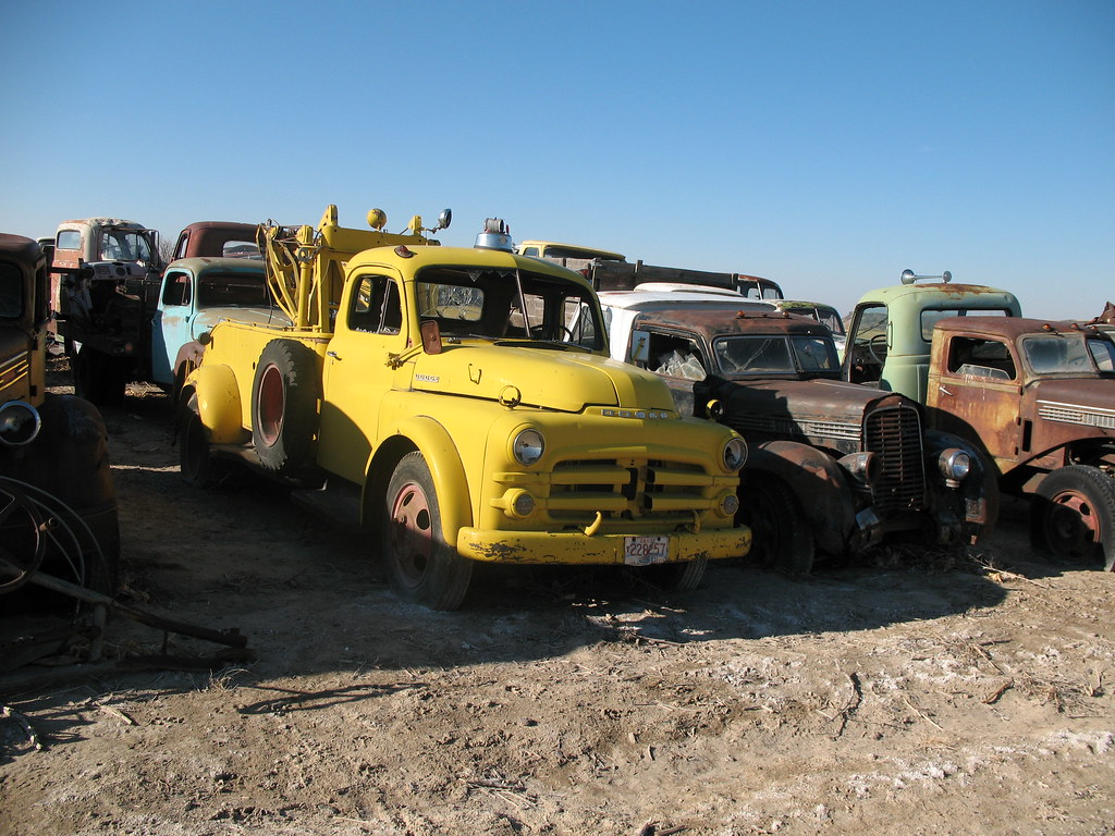 Styleliner51s Most Interesting Flickr Photos Picssr 1942 Dodge Tow Truck 1952 Holmes Wrecker